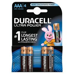 Duracell MX2400/LR03 Ultra Power ( AAA ) Blister 4pz. - 002692
