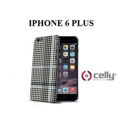 CELLY custodia IPHONE 6S PLUS Cover Pied de Poule