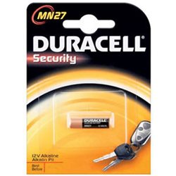 Duracell MN27 12V Security - Blister 1pz