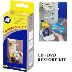 CD - DVD RESTORE KIT