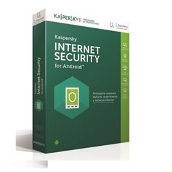 KASPERSKY Internet Security for Android SOFTWARE BOX