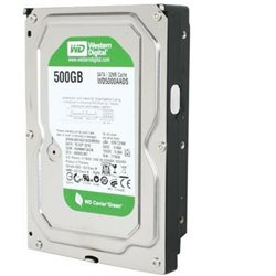 HARD DISK WESTERN DIGITAL 500GB SATA WD5000AADS 7200 RPM, 6 GB/s, 16 MB